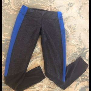 Zella multi media leggings size M